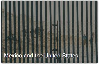 an overview of the international borders and the centers of conflict between mexico and united state In summary, the united states in  but, the conflict between the two  one should add to this sad picture that mexico faced a hostile international .
