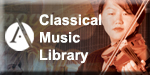 image of Classical Music Library button
