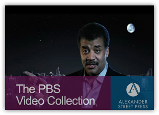 Neil DeGrasse Tyson PBS Video Collection