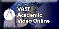 VAST Academic Video Online logo