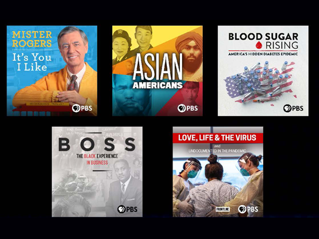PBS Video Collection: 4th Edition – 1,200 Streaming Videos