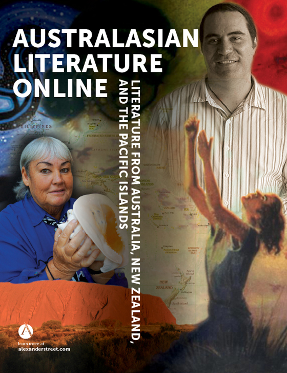 Australasian Literature Online