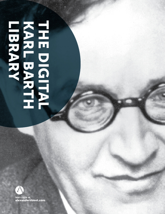 The Digital Karl Barth Library
