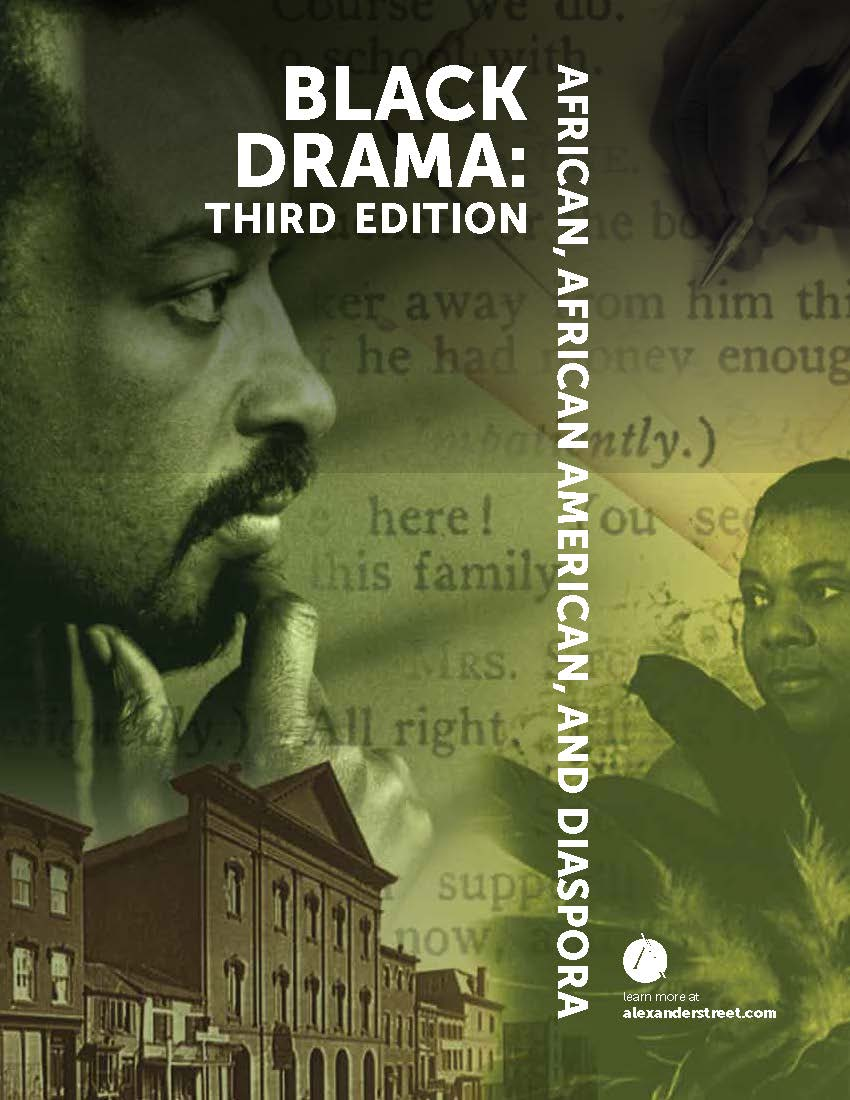 Black Drama: Third Edition