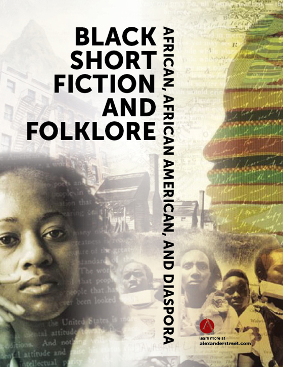 Black Short Fiction and Folklore