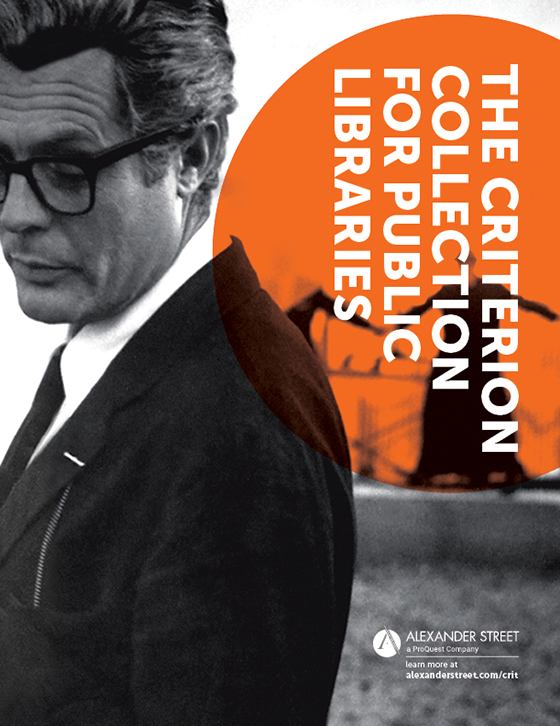 The Criterion Collection for Public Libraries