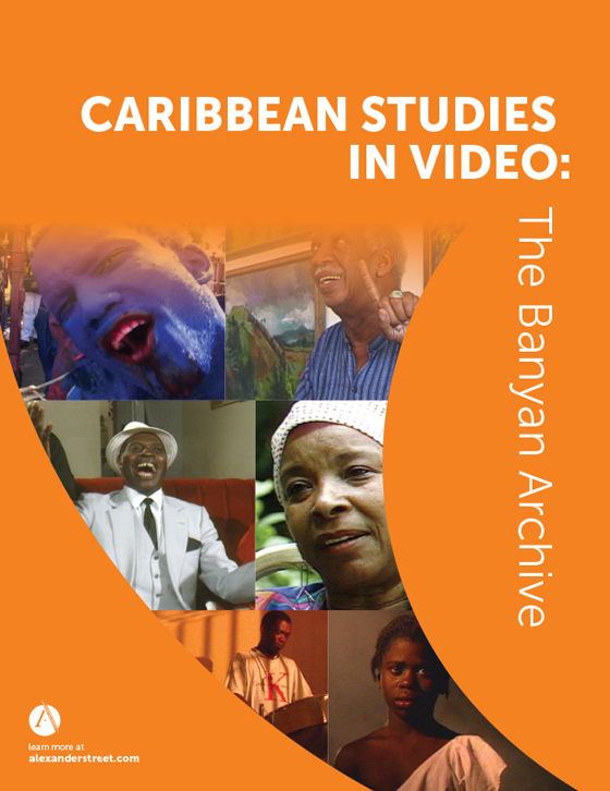 Caribbean Studies in Video: The Banyan Archive