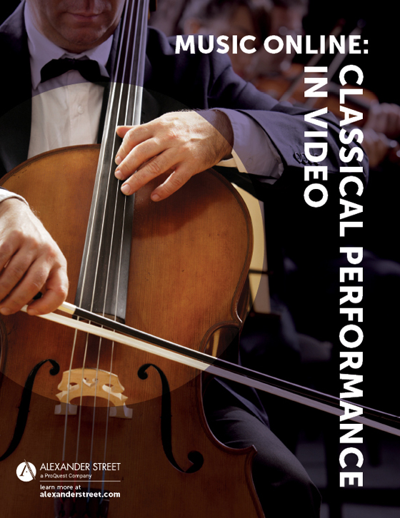 Music Online: Classical Performance in Video
