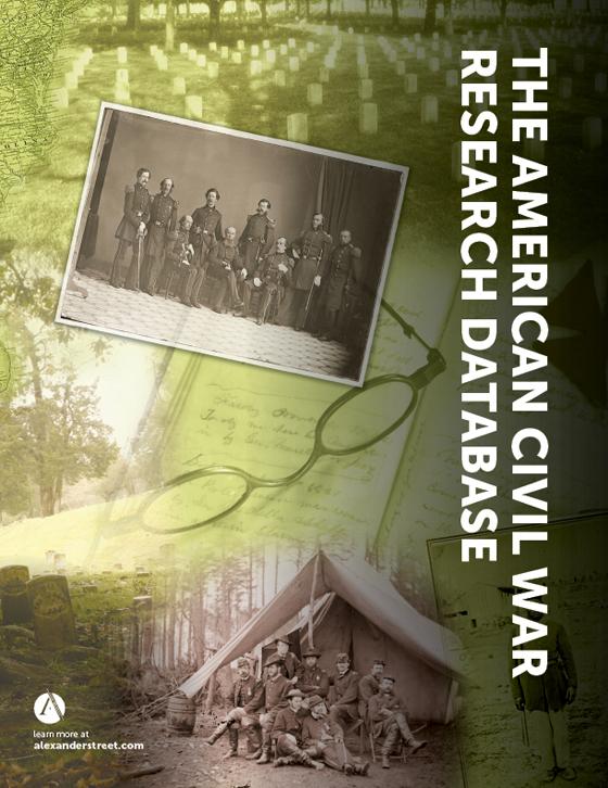 The American Civil War Research Database