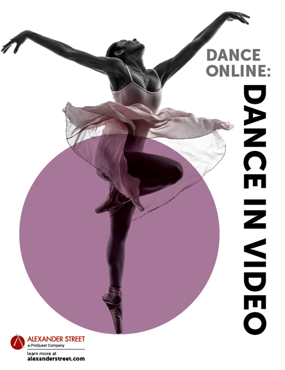 Dance Online: Dance in Video