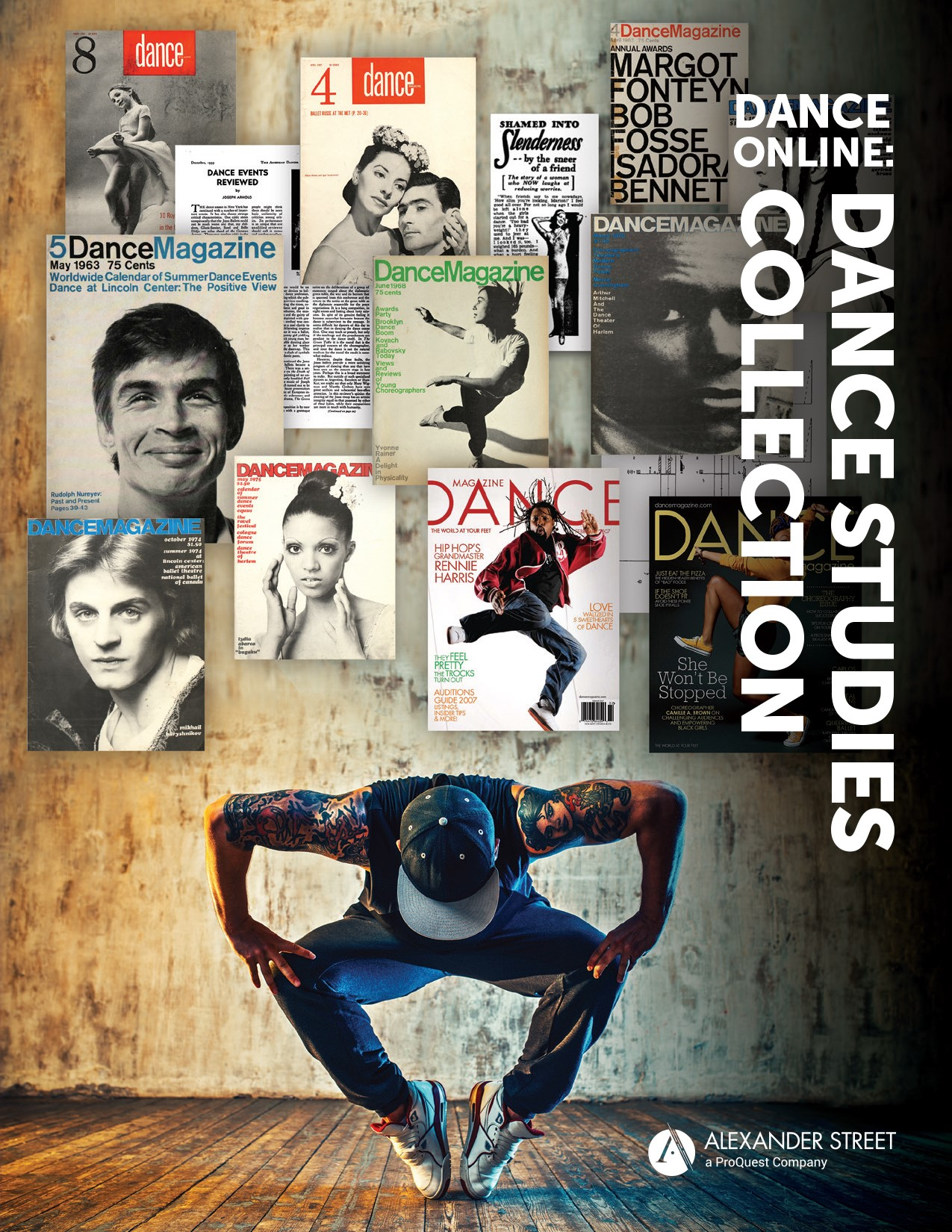 Dance Online: Dance Studies Collection