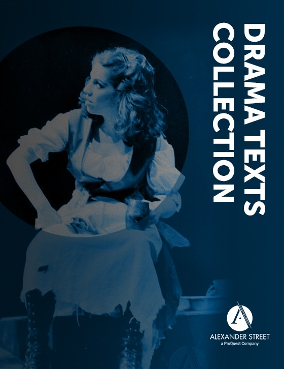 Drama Texts Collection