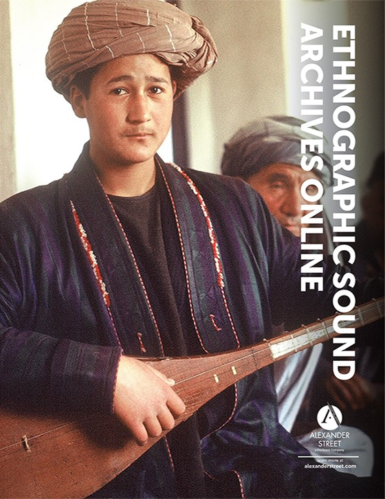 Ethnographic Sound Archives Online