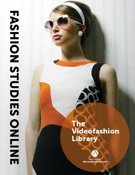 Fashion Studies Online: The Videofashion Library