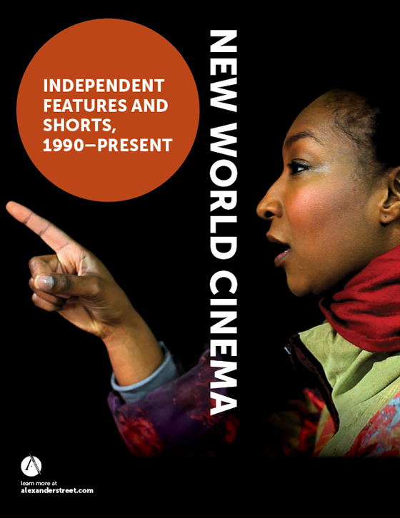 New World Cinema: Independent Features and Shorts, 1990-Present