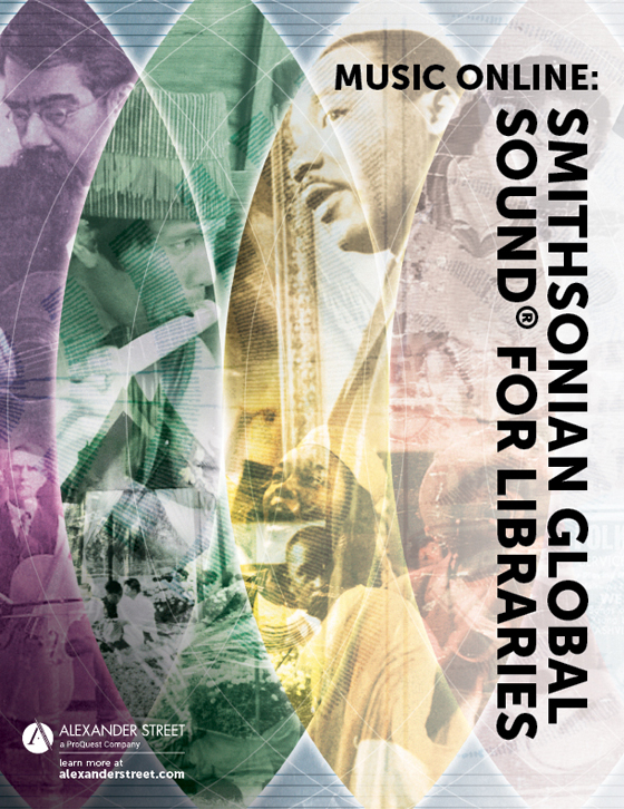 Music Online: Smithsonian Global Sound for Libraries