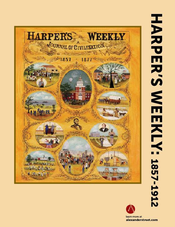 Harper's Weekly: 1857-1912