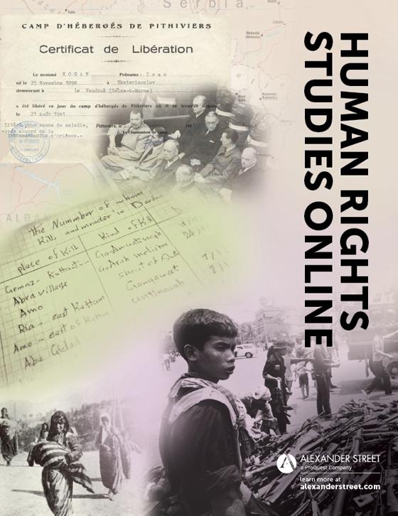 Human Rights Studies Online