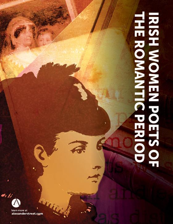 Irish Women Poets of the Romantic Period