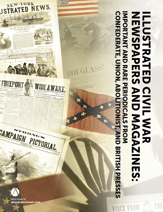 Illustrated Civil War Newspapers and Magazines