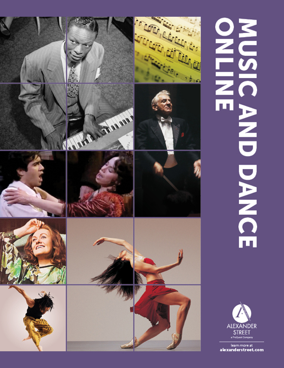 Music and Dance Online