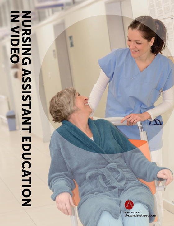 Nursing Assistant Education in Video