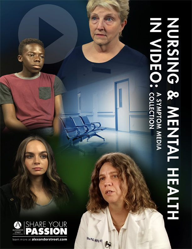 Nursing and Mental Health in Video: A Symptom Media Collection