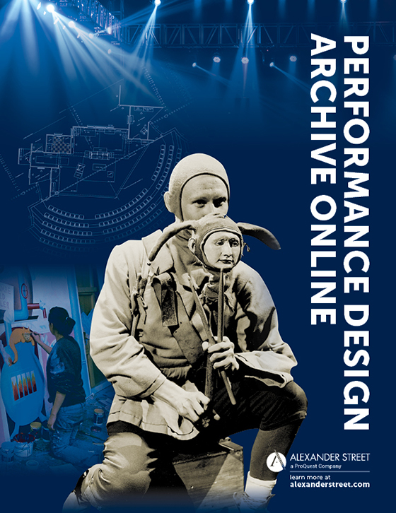Performance Design Archive Online cover art.