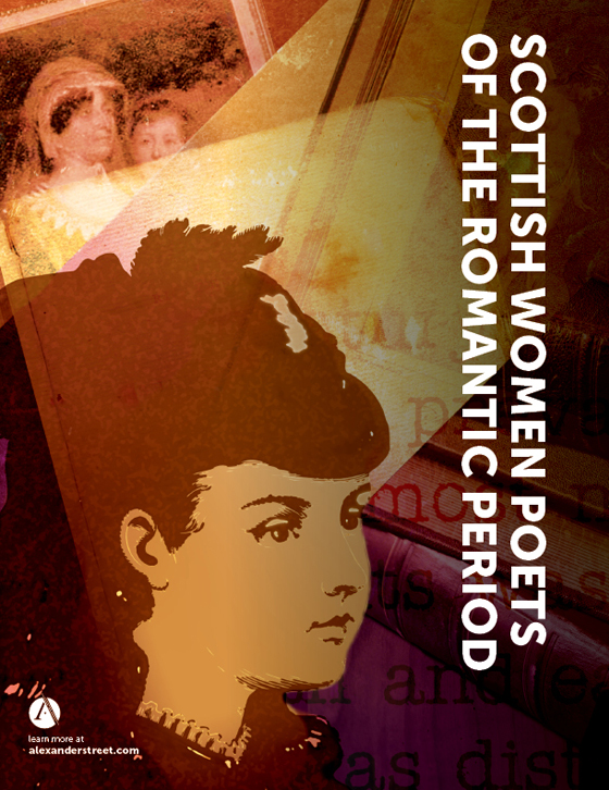 Scottish Women Poets of the Romantic Period