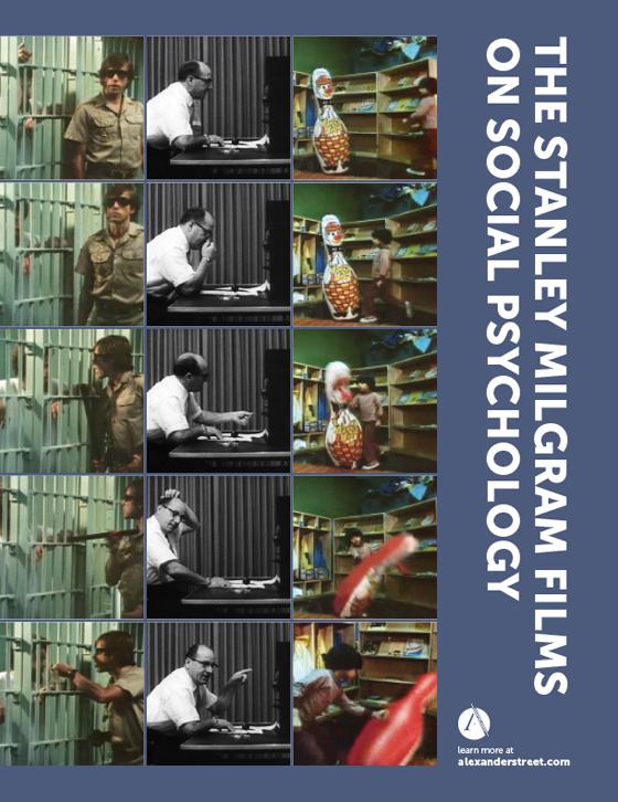 The Stanley Milgram Films on Social Psychology