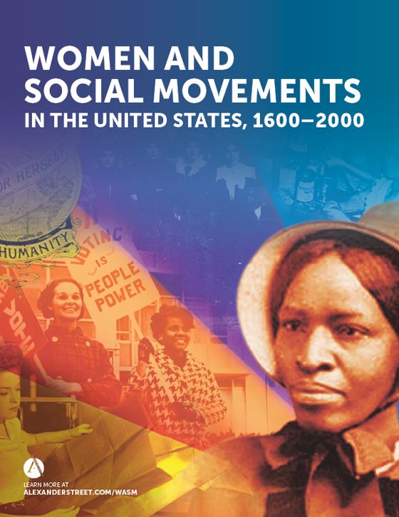 women and social movements in the united states 1600 to 2000