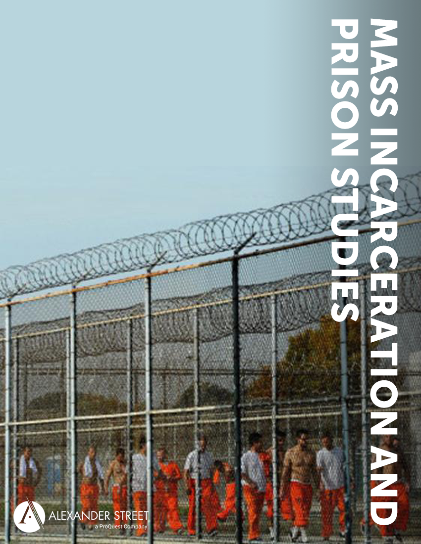 Mass Incarceration and Prison Studies